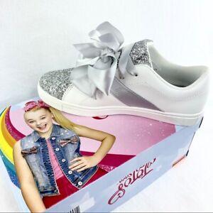 JoJo Siwa Size 4.5 Court Sparkle Girls
