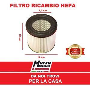 FILTRO-RICAMBIO-HEPA-BIDONE-ASPIRACENERE-GLOBEX-ASPIRA-CENERE-STUFE-ASPIRATORE