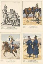 Cdt BUCQUOY - UNIFORMES 1er EMPIRE - Série 197 - les Cuirassiers