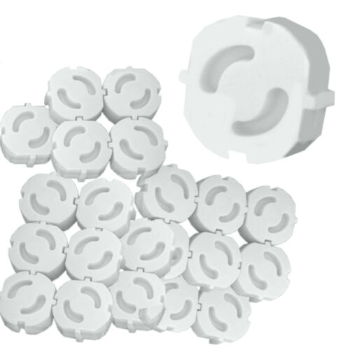 4-40 Stück Kindersicherung Kinderschutz für Steckdosen Steckdosenschutz Schutz