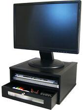 Victor Monitor Riser  Black - 1175-5 NEW