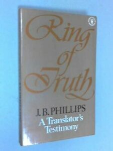 Ring-of-Truth-by-Phillips-J-B-Paperback-Book-The-Fast-Free-Shipping