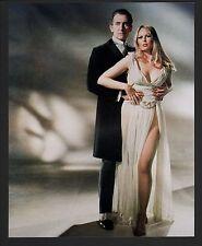 HAMMER FILMS BUSTY VERONICA CARLSON PETER CUSHING SEXY PHOTO