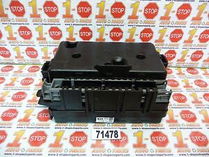 image is loading 02-03-2002-2003-chevrolet-trailblazer-fuse-relay-