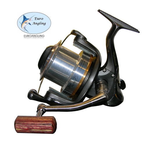 C0043 Wychwood Riot Big Pit 75 Fixed Spool Reel Leeda Carp Fishing