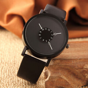 Men-Women-Leather-Band-Analog-Quartz-Ladies-Wrist-Watches-Fashion-Watch-Gift