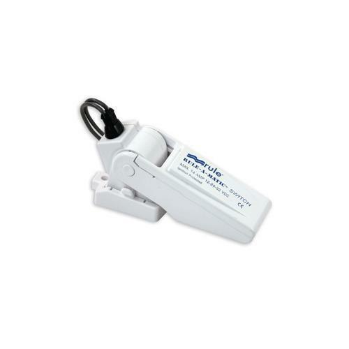 Rule-A-Matic Float Switch W  Fuse Holder  enjoy 50% off