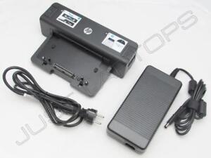 Neu HP 2012 Basic Dockingstation Port Replikator A7E34AA # Abu +230W PSU Eu Plug