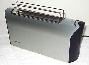 siemens porsche design toaster tt91100 neuwertig. Black Bedroom Furniture Sets. Home Design Ideas