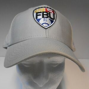 8951729ef0d0d NEW Adidas FBU Hat Baseball Cap Gray Adjustable OSFA Great Looking ...