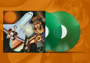Sahara-II DOUBLE LP GATEFOLD * DARK GREEN VINYL * METAL ARGENTINA * NEW