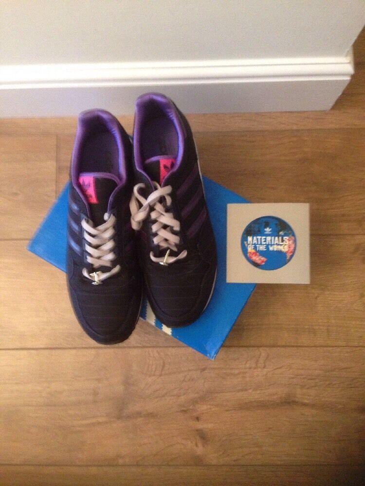 Muy mundo raras Adidas Originals entrenadores-materiales de The mundo Muy England ZX 500 M 96ea2e