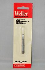Weller Ptm6 47314 Replacement Tip Long Screwdriver Tip For Tcp Tc201 Nib