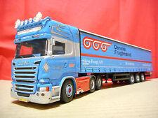 Tekno Scania R Topline - Skive Fragt from Danmark