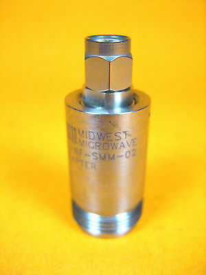 Midwest Microwave 2579 Type N to SMA Termination