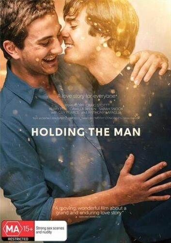 1 of 1 - Holding The Man : NEW DVD