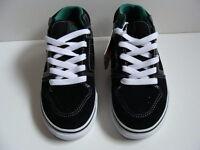 Vans Ellis Black Skate Shoes Size 13 Sneakers Boys Youth Mid Top School