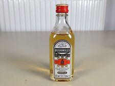 Mignonnette mini bottle non ouverte whisky bushmills