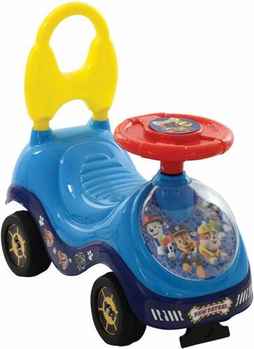 MV Sports Paw Patrol ma première Ride Sur Enfants Équitation véhicule avec Squeaker /& Téléphone
