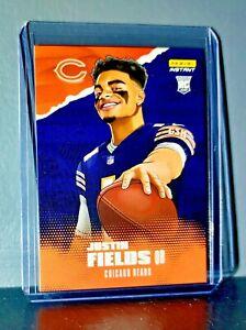 Justin Fields 2021 Panini NFL Draft Night Illusions #3 Rookie Card 1/7167