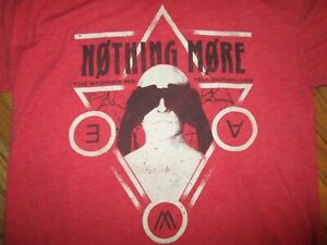 NOTHING-MORE-CONCERT-T-SHIRT-Stories-We-Tell-Ourselves-Tour-2018-Red-MEDIUM