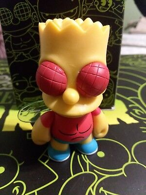 Styles Will Vary Kidrobot The Simpsons Collectible Mini Vinyl Action Figure