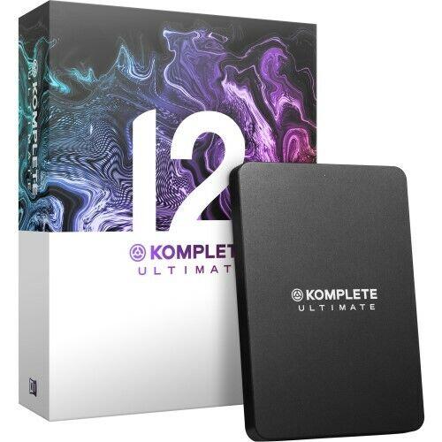 Native Instruments KOMPLETE 12 Ultimate Update K11 UltimateNeu