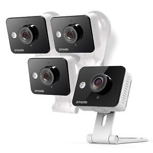 Zmodo-Wireless-Two-Way-Audio-HD-IP-Home-Security-Camera-4-Pack-IR-Night-Vision