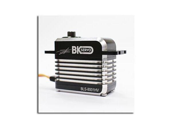 Burger King BLS-8001HV Metal Gear Servo Sin Escobillas HV alto esfuerzo de torsión (cíclico) (envío Gratis )