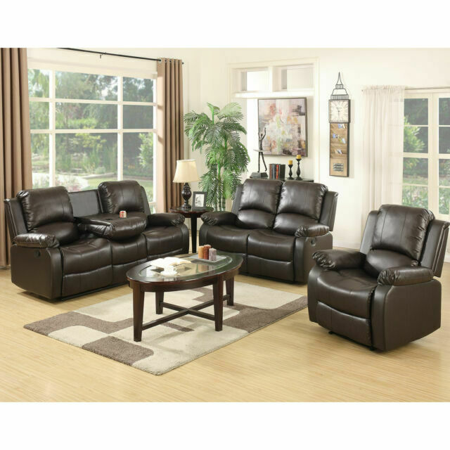 Sofa Set Loveseat Chaise Couch Recliner