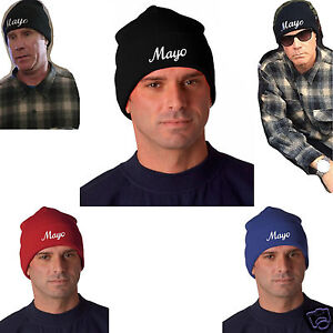 MAYO Will Ferrell GET HARD Beanie Lots Of Colours Cotton Custom Hat Gift