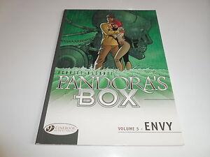 PANDORA-039-S-BOX-TOME-5-ANGLAIS-TBE-PANDORA-BOX
