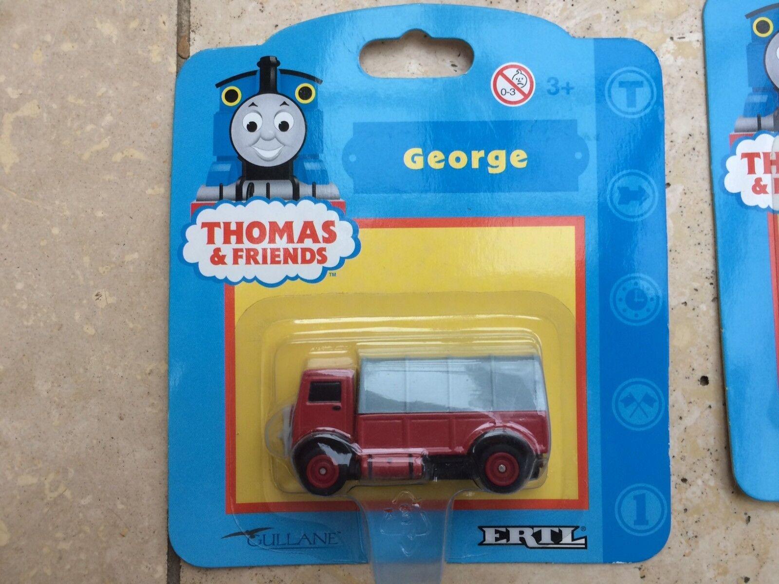 ERTL Thomas & & & Friends Trains Figures Cars Trevor Caroline Sir Topham Sodor Taxi 77ba77