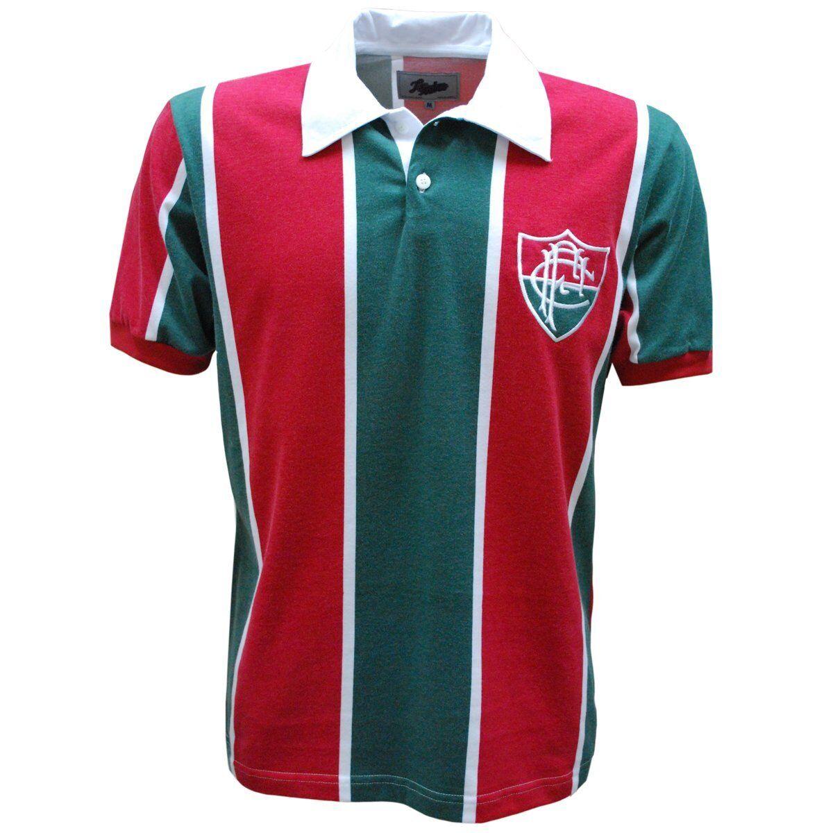 Fluminense 1913 Retro League Shirt Vintage Soccer Football Jersey