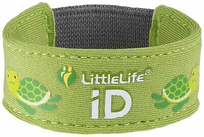 Little Life Littlelife Safety Id Strap - Turtle Toddler Accessory Bnip Elegant In Geur