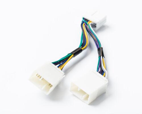Compatible para honda accord Civic y-adaptador cable para adaptador y cambiador de CD