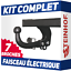 Ford-Focus-C-Max-I-08-10-Attelage-fixe-faisceau-7-broches miniature 1