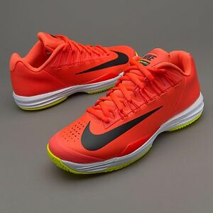 new product 20b63 33565 Image is loading NIKE-LUNAR-BALLISTEC-1-5-DRAGON-RAFA-NADAL-