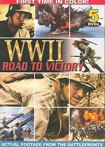 Details about WWII - Road to Victory