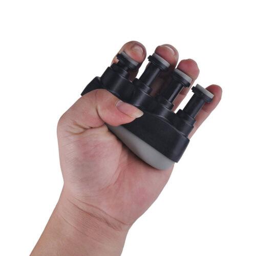 Piano Guitars Practice Hand Grips Power Training Grip Exerciser Finger Trainer~