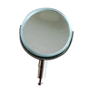 Metal Microscope Mirror Bracket w/ glass Microscope Mirror Reflector Assembly