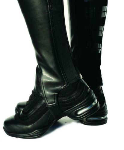 Rhinegold Elite Mustang Horse Riding//Yard Trainer Boot in Black