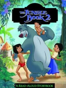 Details About The Jungle Book 2 A Read Aloud Storybook Rh Disney Hardcover Used Very Good
