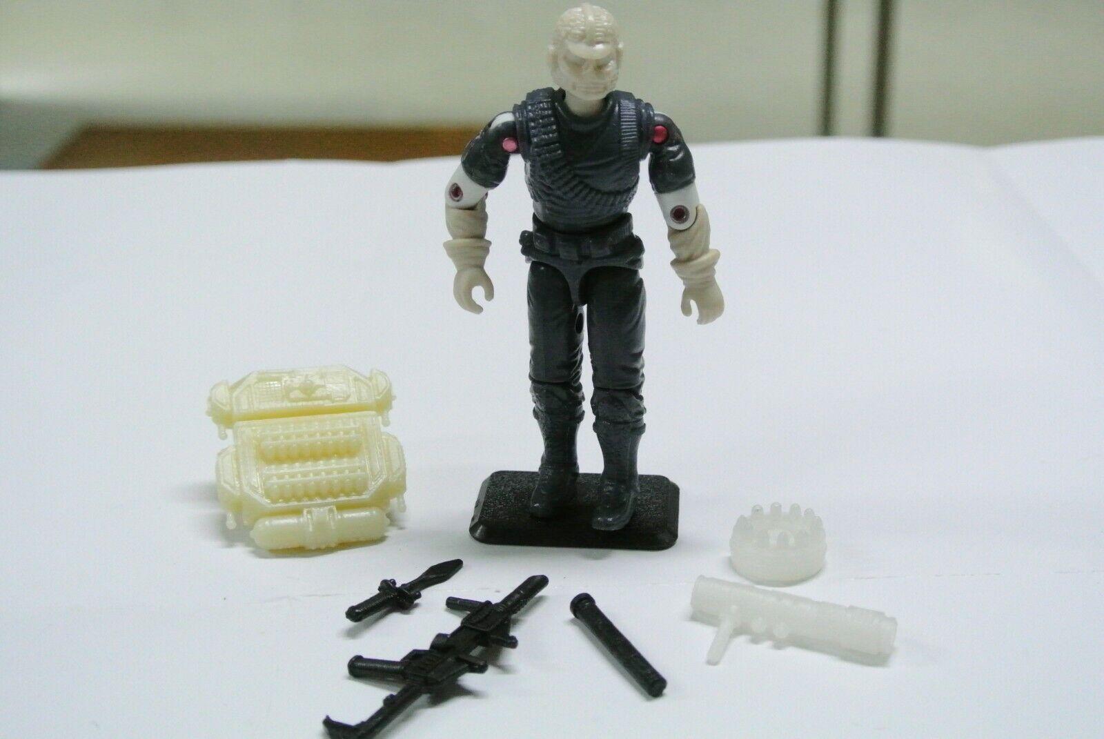 1990 Hasbro Gi Joe Gama Viper Figura De Muestra De Fábrica projootipo de prueba de disparo