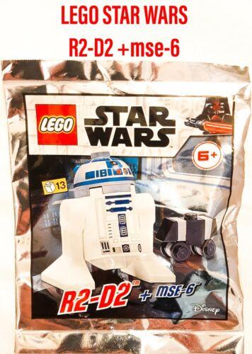 LEGO STAR WARS 912057 DISNEY R2-D2 MSE-6 Polybag Set mini figure item