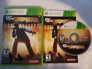 Def Jam Rapstar Microsoft Xbox 360 - Complete