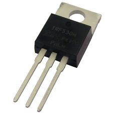 5 IRF530N International Rectifier MOSFET Transistor 100V 17A 70W 0,09R 854151
