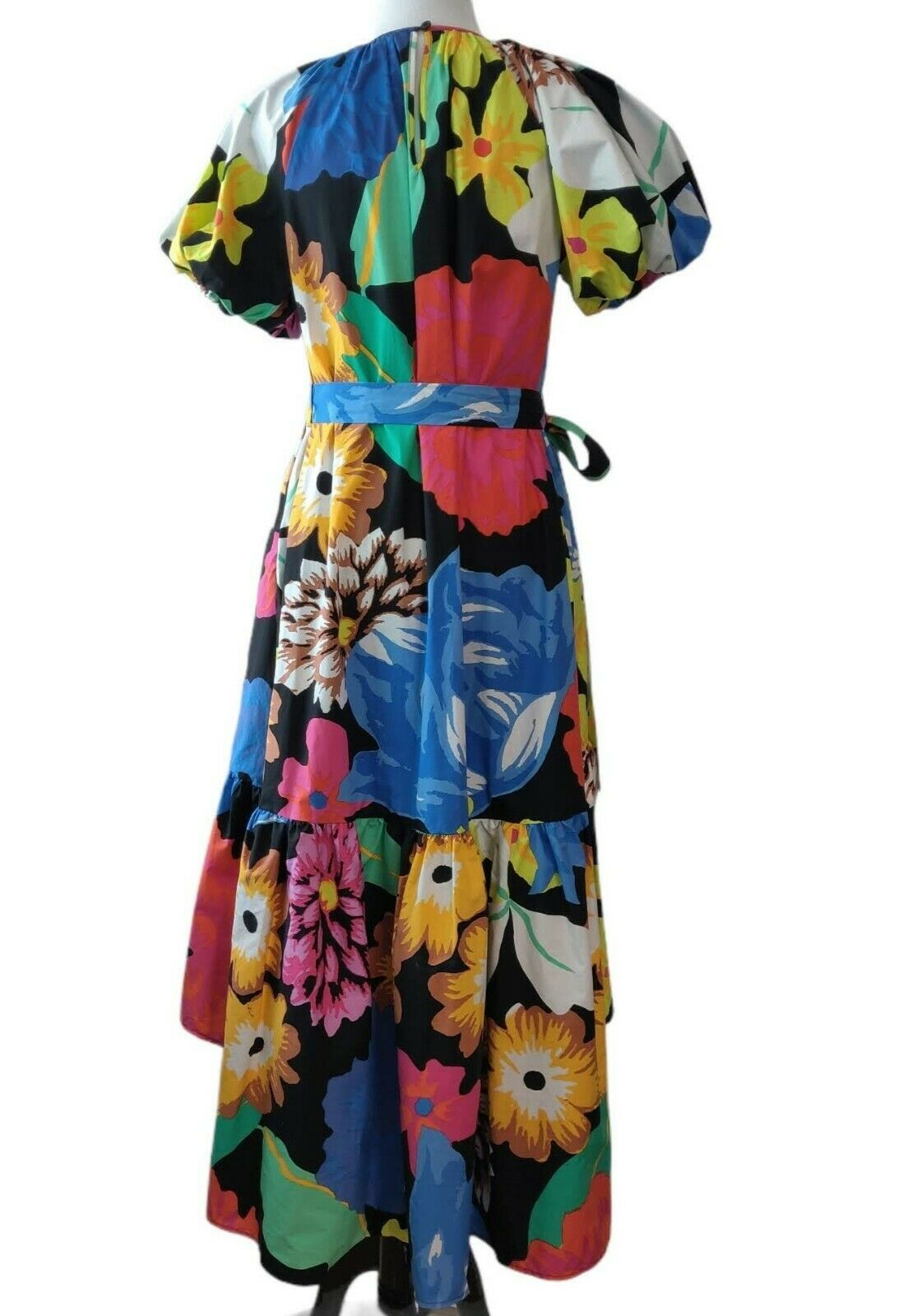 Christopher John Rogers Target Womens Floral Puff… - image 4