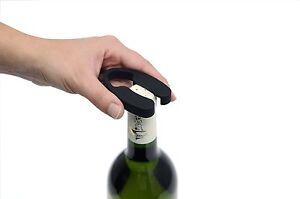 Weinflaschen Folienschneider Foliencutter Kapselschneider Flaschenöffner Schwarz