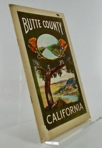 George C MANSFIELD / BUTTE COUNTY SACRAMENTO VALLEY CALIFORNIA WHAT BUTTE 1st ed